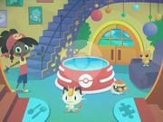 Pokémon Playhouse Gameplay All Locations Review