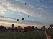 Reno Balloon Race Morning