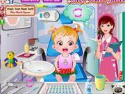 Baby Hazel Dental Care Games
