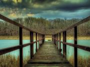 Dock and Clouds HDR Time Lapse