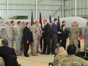 First US Drones deploy in Europe
