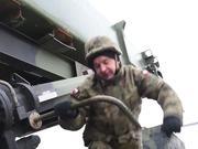 Patriot Missile training in Poland