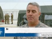 NATO Trains Rapid Deployable Force