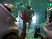 TechnoMarine Commercial: Underwater Nightclub